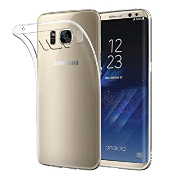 coque samsung s8 transparent