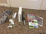 Nintendo Wii Console, White RVL-101 (NEWEST MODEL) [Nintendo Wii]