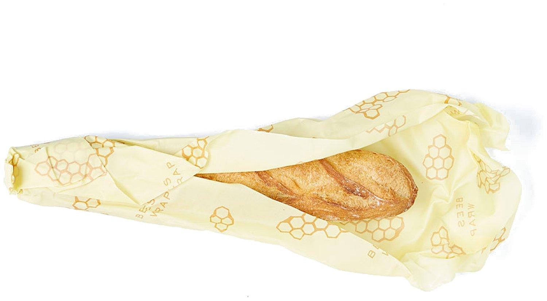 Bee's Wrap Single Medium Wrap - 25 x 28 cm, Beige Bee's Wrap 15311011