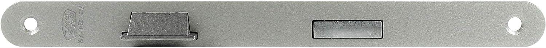 Stulp: 20 x 235mm abgerundet BKS Standard Badezimmer T/ürschloss mit Vierkant DIN Links incl SN-TEC/® Montageset 55//78//8 Falle und Riegel aus Metall