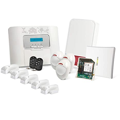Visonic – Alarma inalámbrica gsm Powermaster 30 – Kit ...