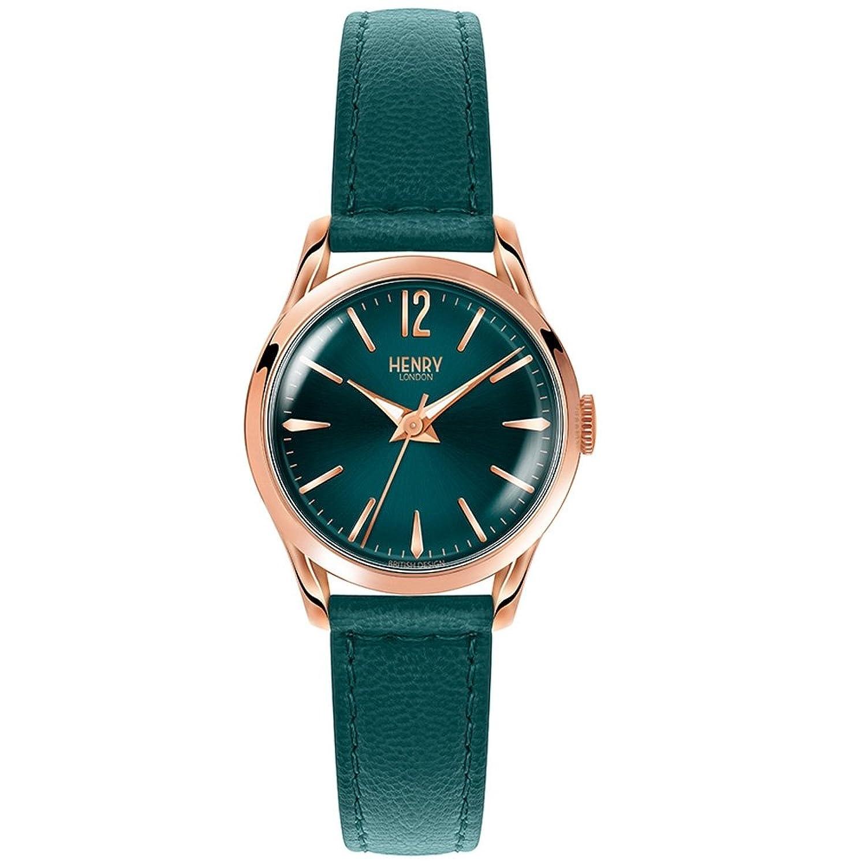 Henry London Damen-Armbanduhr HL25-S-0128