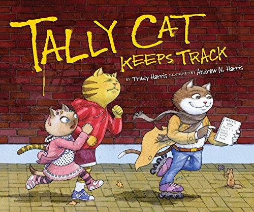 - Tally Cat Keeps Track (Math Is Fun!)