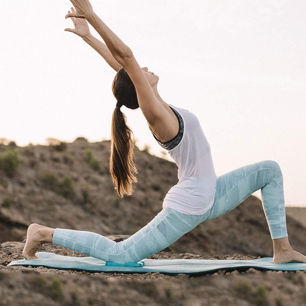 TESITE Cojines De Apoyo para Estera De Yoga Cojines De ...