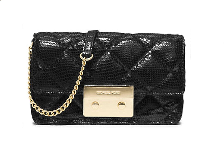 827e4b2e219977 Michael Michael Kors Sloan Chain Crossbody: Handbags: Amazon.com