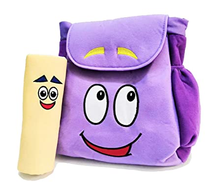 Dora Backpack And Map on