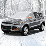 AUDEW Car Cover Windshield Snow Cover Winter Ice - Best Reviews Guide
