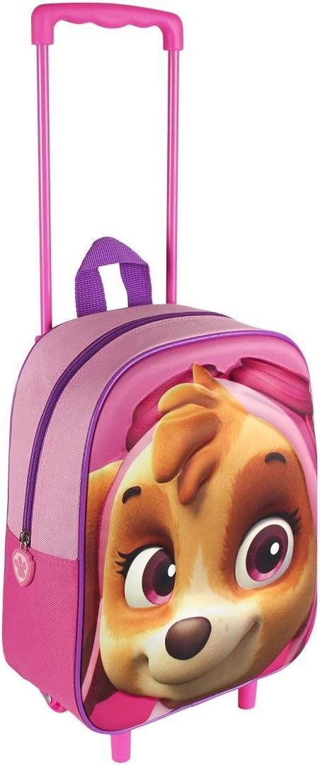 Paw Patrol Junior Backpack For Children Kids for School Cool 3D Effect Boys Girl