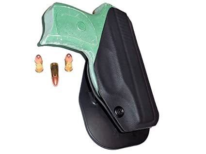 Amazon com : Aggressive Concealment LC9OWB OWB Kydex Holster