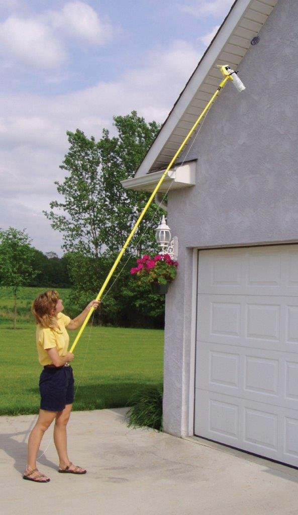 4Most Innovations GSP0205 Gotcha Sprayer Pro Aerosol Spray Can Extension Pole Adapter by 4most Innovations (Image #6)