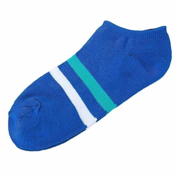 Calcetines Mujer Unisexo Termicos Invierno Raya Calcetín de Algodón Zapatillas cortas para Hombre Pila de Calcetines Deportivos Holatee: Amazon.es: Ropa y ...