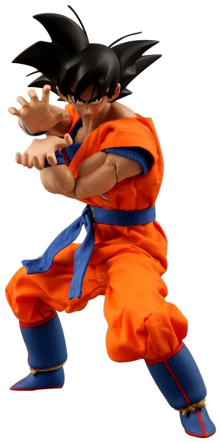 Dragonball Z Medicom RAH Deluxe 12 inch Figure Goku (japan import)