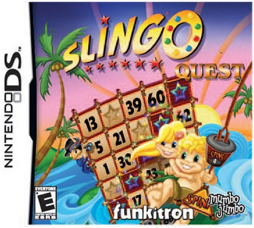 Slingo Quest (Nintendo DS)