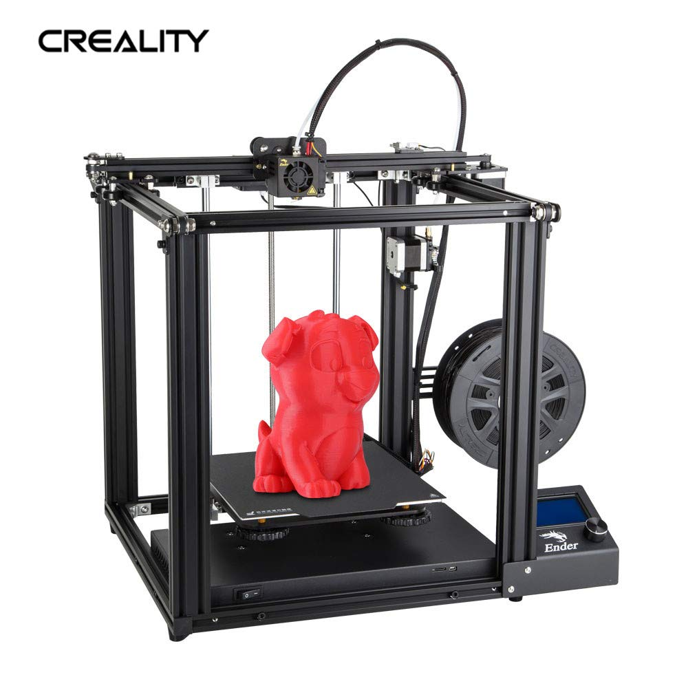 Official Creality Ender 5 3D Printer with Resume Printing 220 X 220 X 300mm New Version 2019