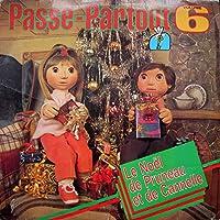 Passe-Partout Vol. 6 - Le Noël De Pruneau Et De Cannelle - 1985 - (Canada) - Vinyl Records - LP