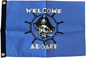 Welcome Aboard Pirate 12