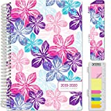 """HARDCOVER Academic Year 2019-2020 Planner: (June 2019 Through July 2020) 5.5""""x8"""" Daily Weekly"""