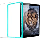 ESR iPad 2018 Screen Protector/The New iPad Screen Protector, [Easy Installation Frame], Tempered Glass for iPad 2018/2017/iPad Air 2/iPad Air/iPad Pro 9.7/A1822