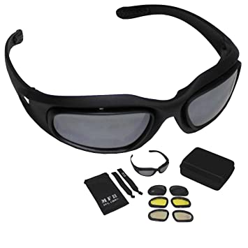 112804b9cf0 MFH Safety Glasses Eye Protection Army Assault Eye Pro 25863 Airsoft  Shooting