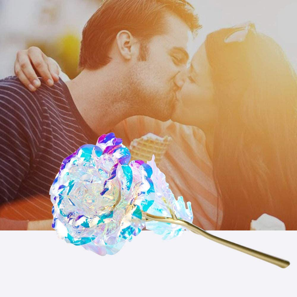 Everlasting Crystal Gold  Valentine's Day  Day Gift The Best Choice