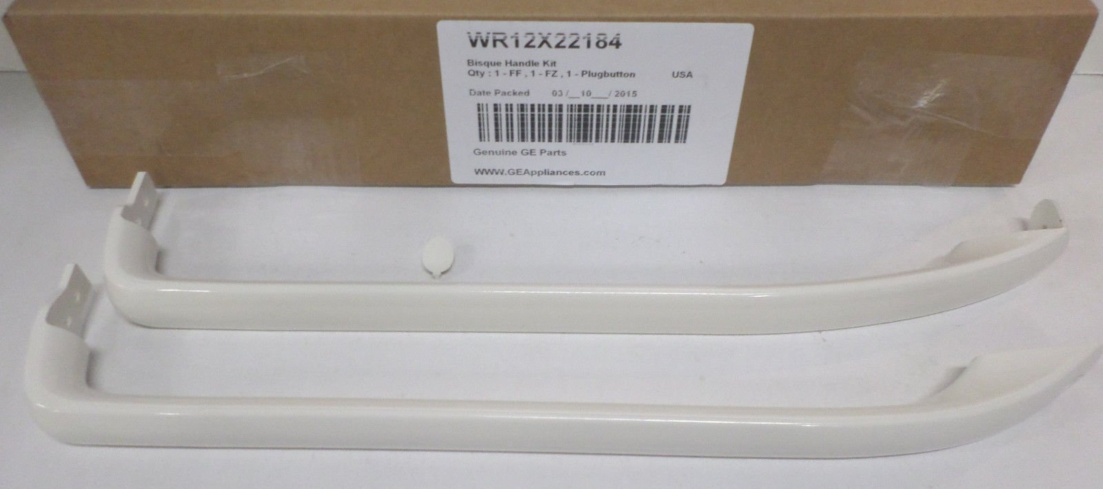 GE Smooth Handle Kit WR12X22184 by GE