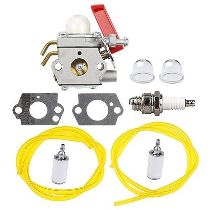 Amazon.com: Panari 984534001 carburador + filtro de línea de ...