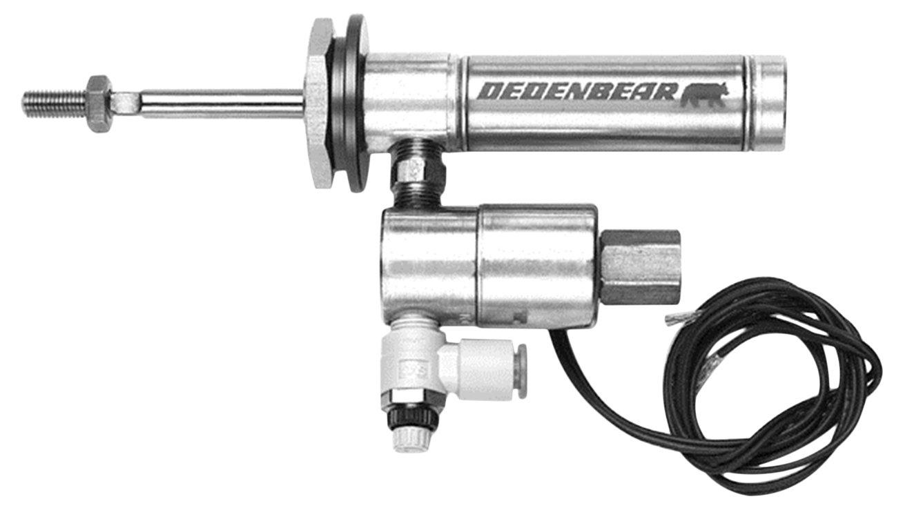 Auto Meter AutoMeter TS1R Dedenbear Co2 Retrofit Kit for Ts1 Throttle Stop (Single Acting)