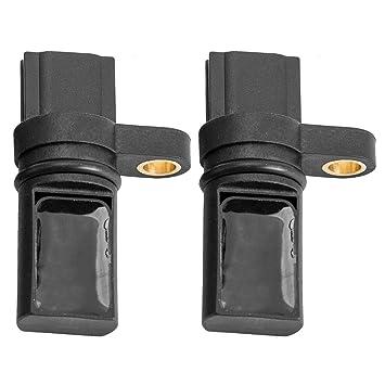 WarmCare - 2 sensores de posición del árbol de levas para Infiniti Nissan: Amazon.es: Coche y moto