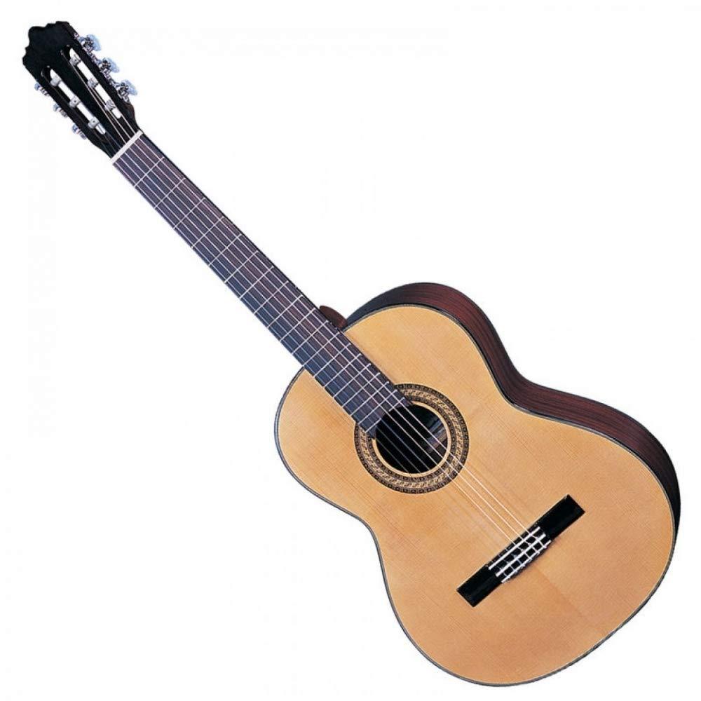Santos Martinez LHSM80 - Guitarra clásica (caoba, para zurdos ...
