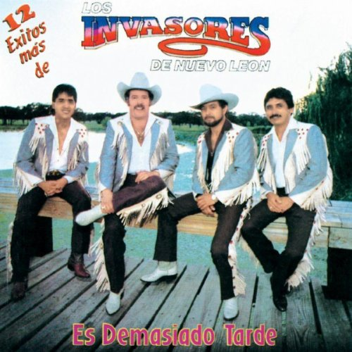 Aferrado Al Amor by Los Invasores De Nuevo Leon on Amazon Music - Amazon.com