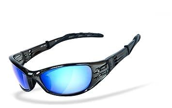 HSE SportEyes Sportbrille Sport-Sonnenbrille Radbrille STREET KING 2 laser red FZMSsl