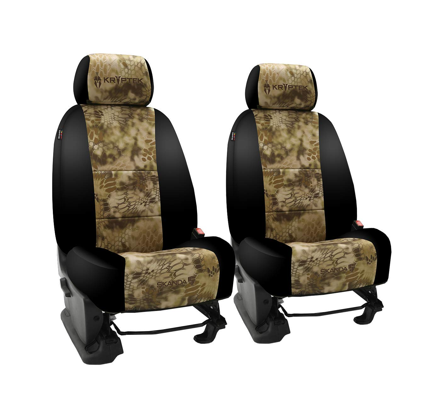 Amazing Front Seats 2006 2010 In Black W Kryptek Neo Supreme Pdpeps Interior Chair Design Pdpepsorg