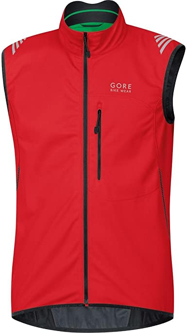 GORE BIKE WEAR Soft Shell Chaleco para Ciclismo, Hombre, GORE ...