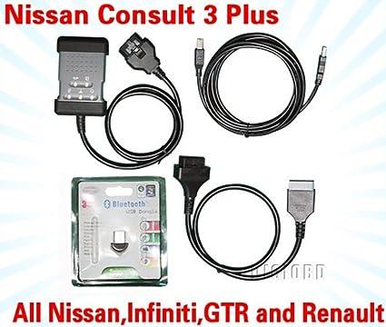 Amazon com: Nissan Consult 3 Plus Kit Diagnosis System
