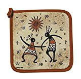 Kay Dee Designs T8012 Desert Legends Southwest Potholder