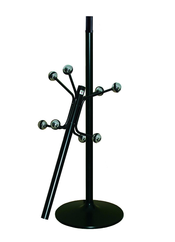 Cilindro H-12 Perchero, Metal, Negro, 37x37x175 cm: Amazon ...