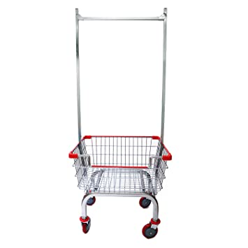 coin laundry cart heavy dutyrolling cart laundry cart with - Laundry Carts