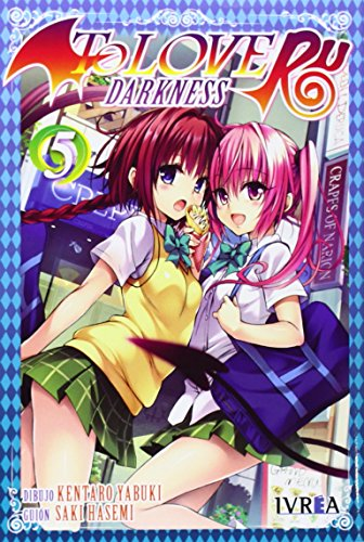 Descargar Libro To Love Ru Darkness 5 Saki Hasemi
