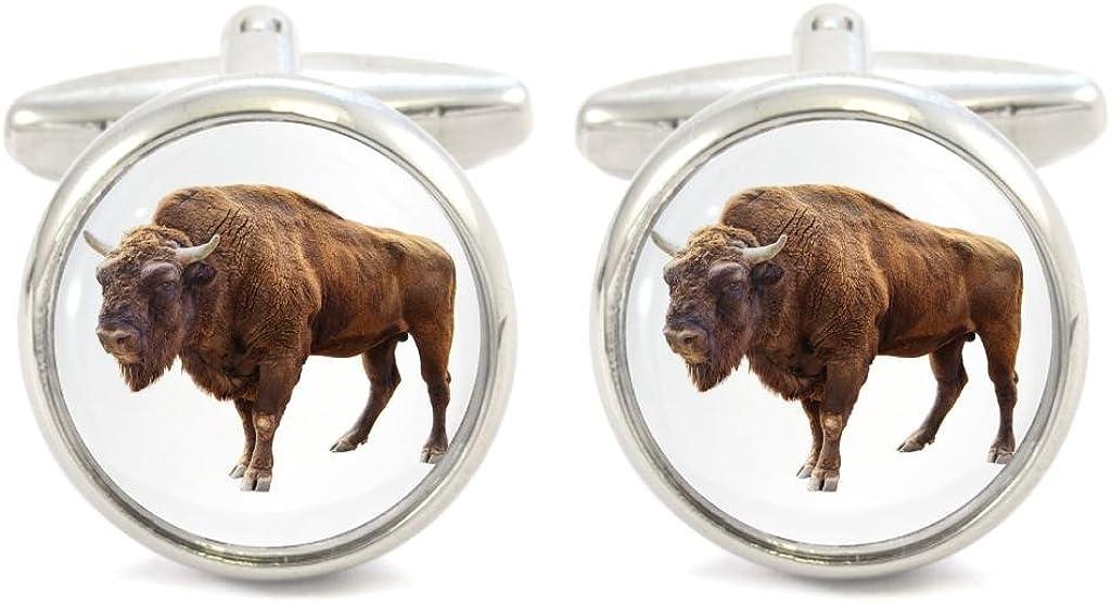 Bison Cufflinks