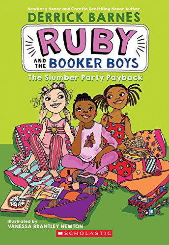 (The Slumber Party Payback (Ruby and the Booker Boys)