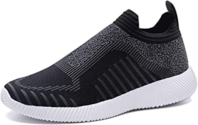 Forucreate Womens Athletic Walking Shoes Casual Lightweight Mesh Breathable Running Sneakers