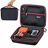Smatree Carrying Case for GoPro Hero 7 - 6 - 5 - 4 - 3+ - 3 - 2 - 1 - GOPRO Hero (2018) (Camera and Accessories NOT Included)