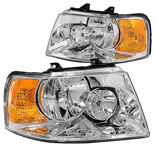 03 expedition headlight assembly - 3