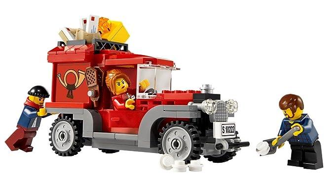 Ufficio Postale Lego Anni 80 : Lego creator ufficio postale del villaggio amazon