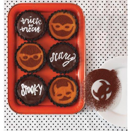 Martha Stewart Crafts Cupcake Stencils, Animal Masquerade
