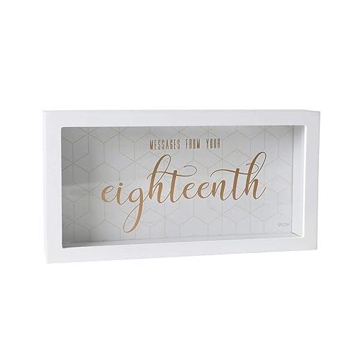 Splosh - Caja de Recuerdos con 50 Tarjetas de felicitación ...