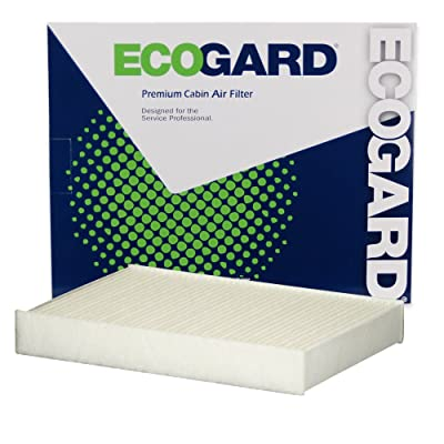 ECOGARD XC10434 Premium Cabin Air Filter Fits Nissan Rogue 2014-2020, Rogue Sport 2020-2020: Automotive