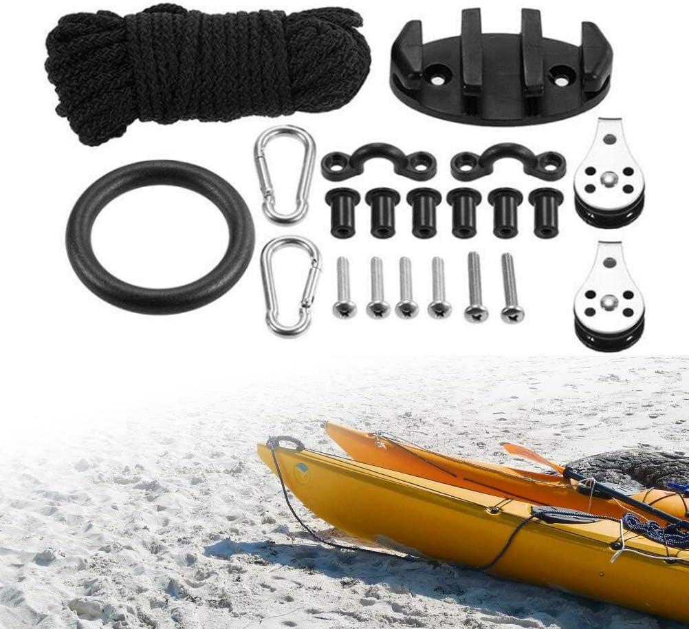 Stainless Steel Marine Hardware Accessories Kayak Accessories Anchor Rope Set