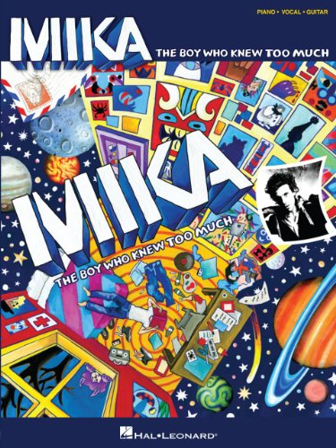 Mika - The Boy Who Knew Too Much Songbook