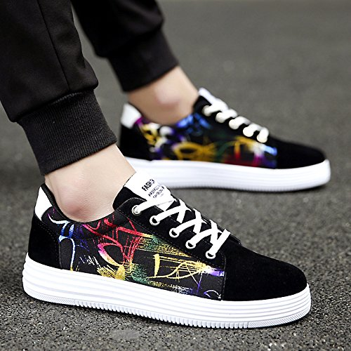 HGTYU The Spring And Autumn Season Canvas Shoes Men'S Shoes Casual Shoes. Colorful r6SFfzQb